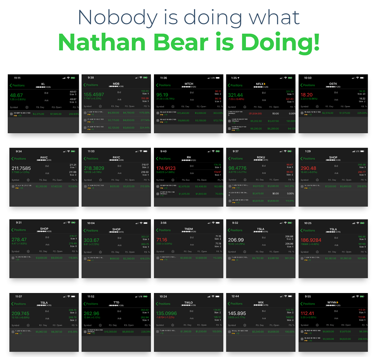 Nathan Bear Weekly Money Multiplier Review: Don't Buy Another Options Contract Before You Read This
