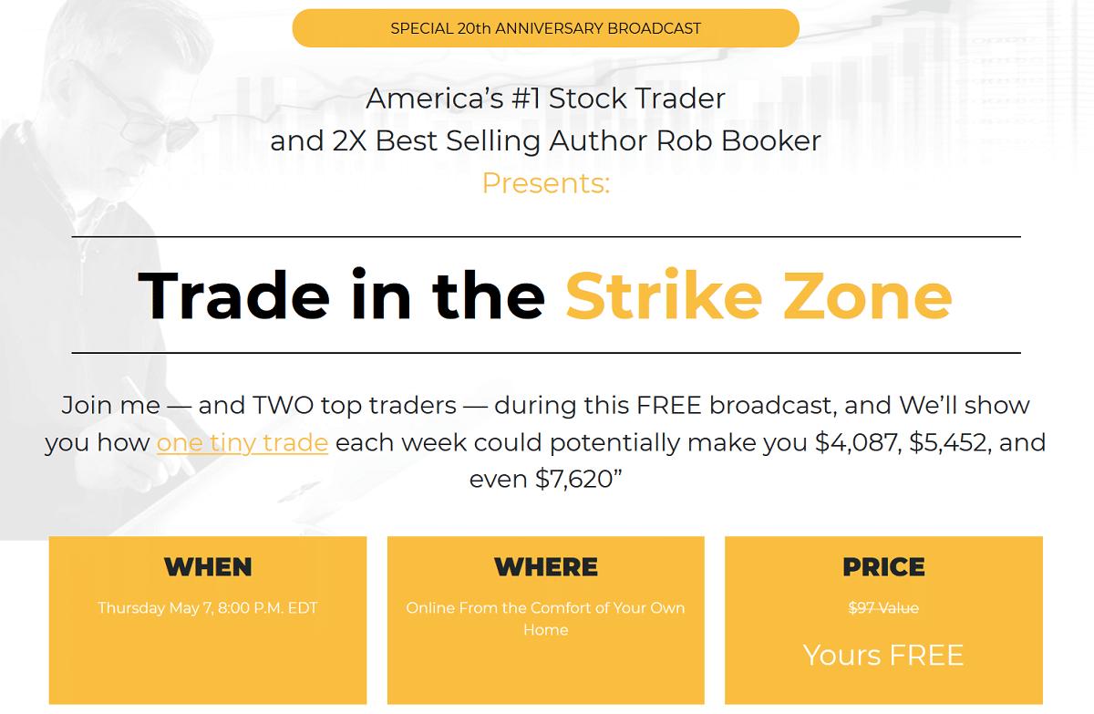 Strike Zone Trades
