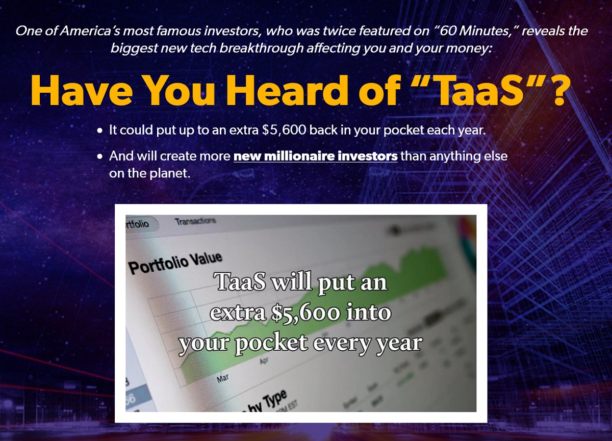 Whitney Tilson's TaaS Stocks: Empire Stock Investor for TaaS Investments
