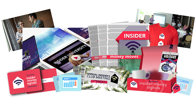 Rob Booker's Insider Money Signals Review