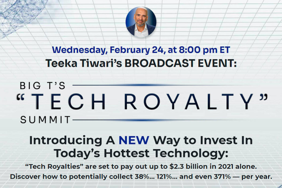 Teeka Tiwari Tech Royalty Summit Review – Is It Worth It? 2021 Update
