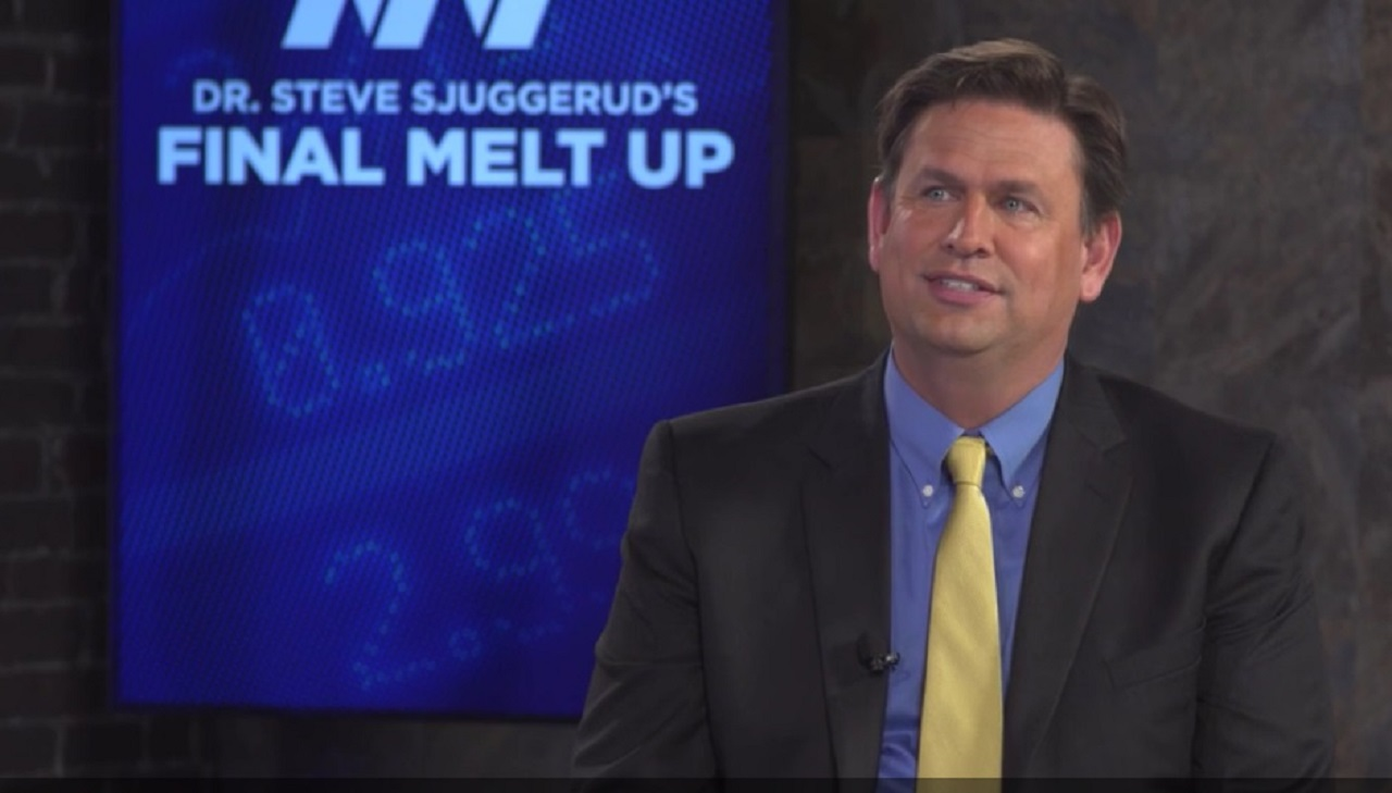 Dr. Steve Sjuggerud's Melt Up 2021: How do I time the top of the market?