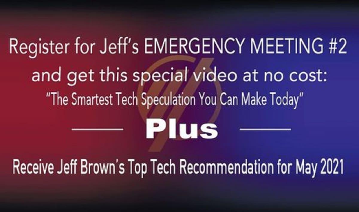 Jeff Brown Emergency Meeting #2