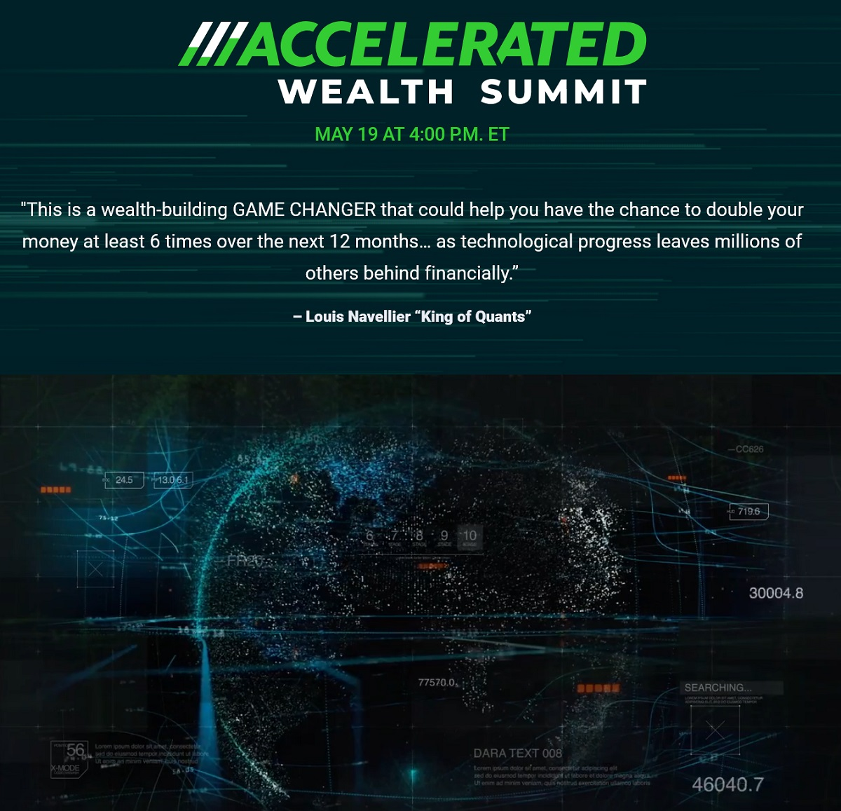 The Accelerated Wealth Summit Review