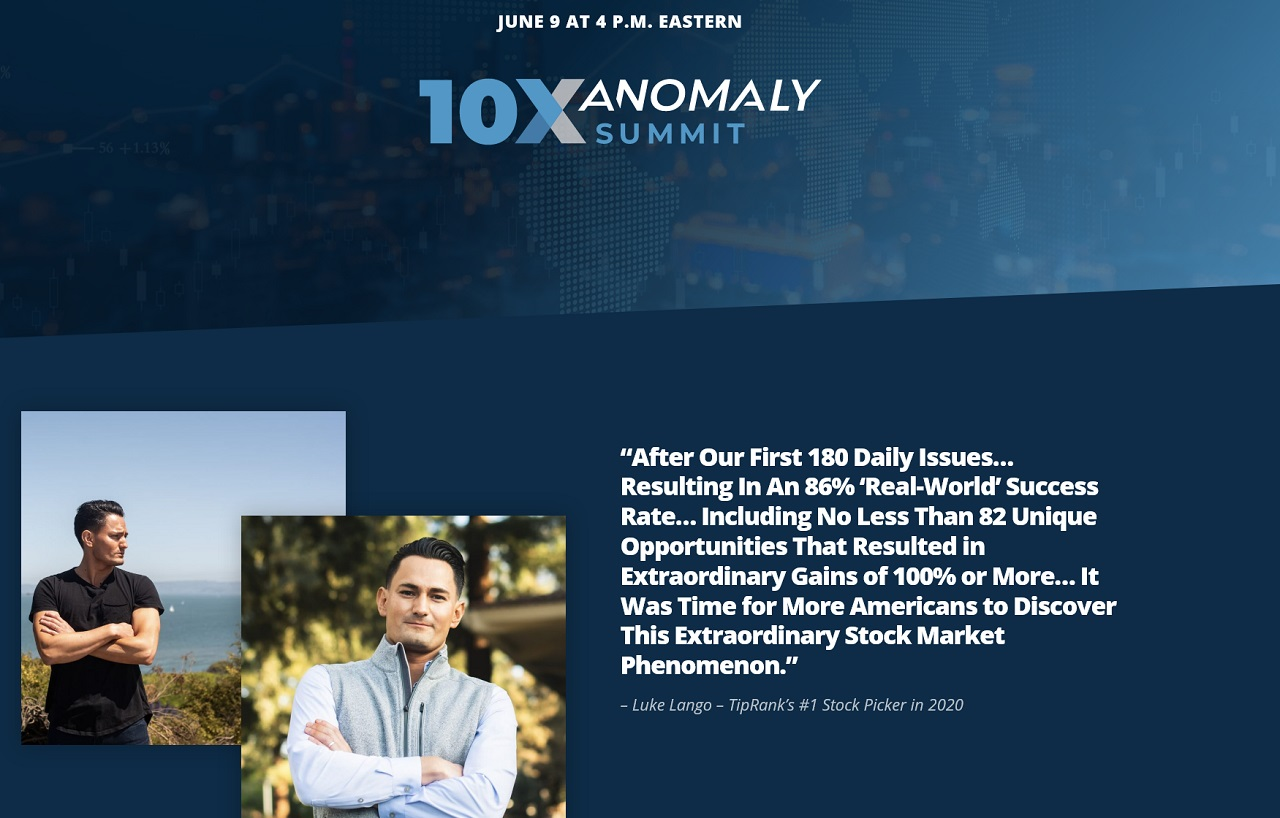 Daily 10X Stock Report Review